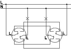 Схема управления аккумулятором